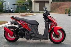 Vario 125 Babylook Style by Herdiansyah Referensi Modif Honda Vario Techno 125