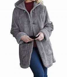 womens 3x coats winter clearance 039 s winter faux shearling sherpa trimtoggle