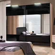 armoire chambre à coucher armoire dressing dali naturel 2m50 achat vente