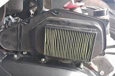 Modifikasi Filter Udara Vario 125 by Tips Motor Honda Vario 2018 Pakai Busa Filter Udara Honda