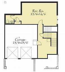 front sloping lot house plans plan 85268ms craftsman inspired house plan for the front