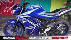 Modifikasi Vixion R 2018 by Ide 44 Modifikasi Yamaha Vixion R 2018 Terbaru Kempoul Motor