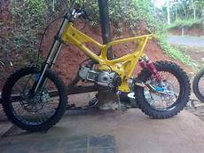 Grasstrack Jupiter Z by Gambar Modifikasi Rangka Bebek Modif Jupiter Z Grasstrack