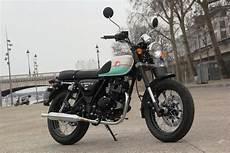 Mash 125 Seventy Five 2013 Compteur Magmotardes 4 Moto