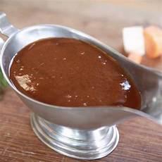 Dunkle Soße Selber Machen - rezept f 252 r braune sauce fabio haebel rezept