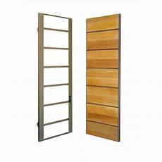 volet ou persienne en bois et aluminium uni wood am