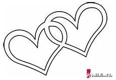 Malvorlage Geschwungenes Herz Herz Vorlage Zum Ausdrucken 187 Pdf Kribbelbunt