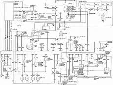 1992 ford ranger wiring diagram wiring