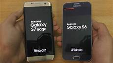 Samsung Galaxy S7 Edge Vs Galaxy S6 Speed Test 4k