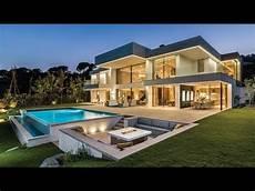 Contemporary Villa In Spain