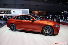 Bmw M4 Facelift - geneva 2017 bmw m4 facelift gtspirit