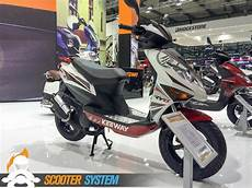 keeway ry6 sur scooter system