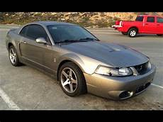2003 mustang cobra quot terminator quot one take youtube