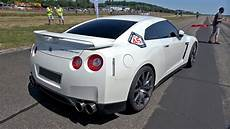 Nissan R35 Gtr - 1000hp nissan gt r r35 accelerations