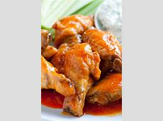 baked hot wings_image