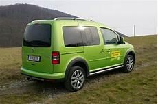 Vw Cross Caddy 2 0 Tdi 4motion Dsg Im Test Offroader