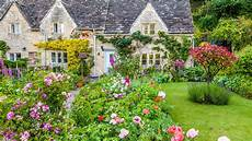 a classic cottage garden borders fantasy land ireland