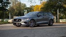 2020 volvo v60 polestar is one serious wagon roadshow