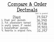 decimals greatest to least worksheets 7202 ordering decimals for 4th grade comparing and ordering decimals gr 4 teachervisionpu https lh5