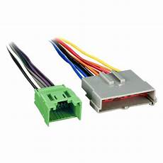 metra 174 70 5600 aftermarket radio wiring harness with oem