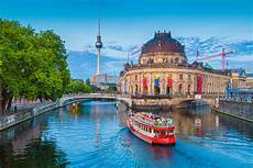 Fluss In Berlin - 5 river cruise destinations to recommend on the elbe