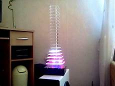 vu meter led tower color music youtube