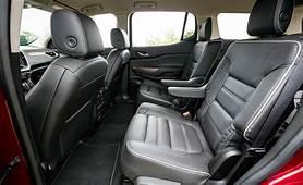 Gmc Acadia Seating Capacity  Brokeasshomecom