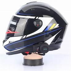 Excelvan 2x Bt Bluetooth Motorcycle Helmet Interphone
