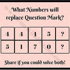 brain teasers riddles iq test for adults with