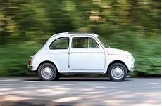 Fiat 500 At 60 Original Nuova Cinquecento Driven Autocar