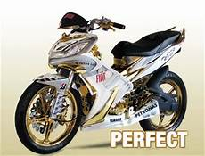 Modif Jupiter Mx 2006 by Auto Njing Modifikasi Yamaha Jupiter Mx 2006