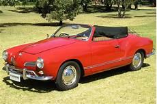sold volkswagen karmann ghia cabriolet rhd auctions