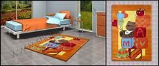 tappeti colorati moderni tappeti shaggy rinnova la dei bambini con tappeti