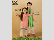 Latest Eid Festival Collection of Kids Wear Formal Dresses