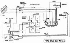 club car caroche wiring diagram cartaholics golf cart