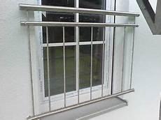 Französische Fenster Geländer - edelstahl v2a fenstergitter absturzsicherung franz 246 sische
