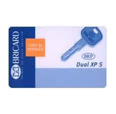 refaire une clé bricard carte de propriete bricard