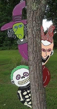 Nightmare Before Decorations by 2 Nightmare Before Peeker Yard