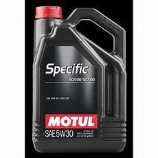 huile moteur motul specific 504 00 507 00 essence diesel