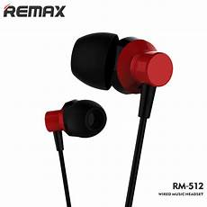 Remax Metal Stereo Earphone Wired Earbuds by Aliexpress Buy Remax 3 5mm Wired Metal