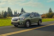2019 Subaru Forester Six Things You Need To Motor