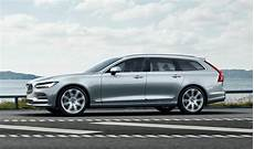 Volvo V70 2017 - 2018 volvo v90 to make us debut at 2017 detroit auto show