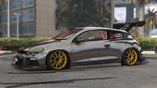 Gta 5 2010 Volkswagen Scirocco Modify Add On Tuning