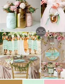 Mint And Gold Wedding Ideas