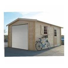 Garage Bois En Kit 40m2 Catalogue 2019 Rueducommerce