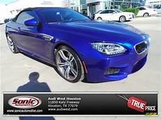 2012 san marino blue metallic bmw m6 convertible 99987971