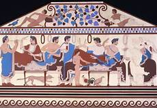 banchetto etrusco banchetto etrusco archeologia gastronomica