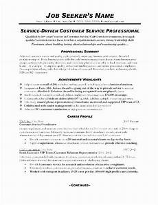 79 new photos of resume sle for customer service