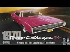 how to build the 1970 dodge charger r t 1 25 scale revell