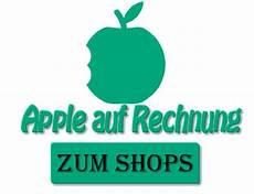 apple auf rechnung bestellen